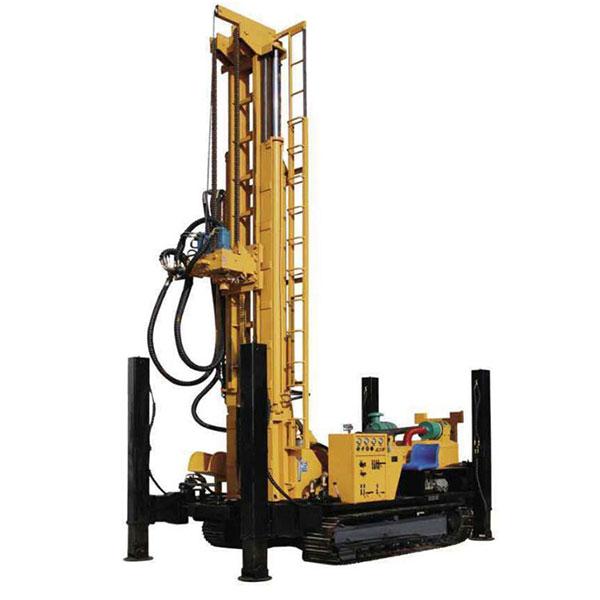 600m depth water well drilling machine