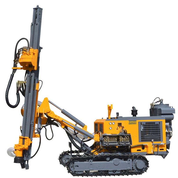 KG420 Drill Aparejo