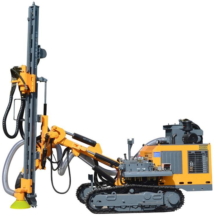KG590 Drill Aparejo