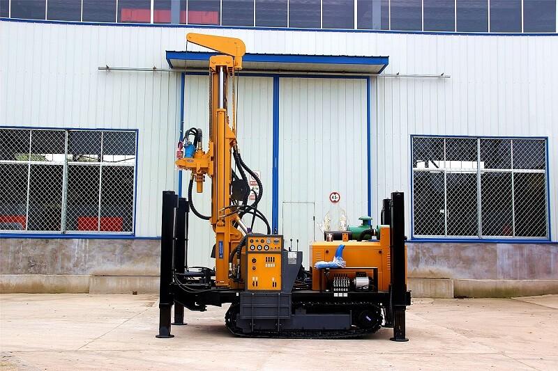 uy200 drill rig3