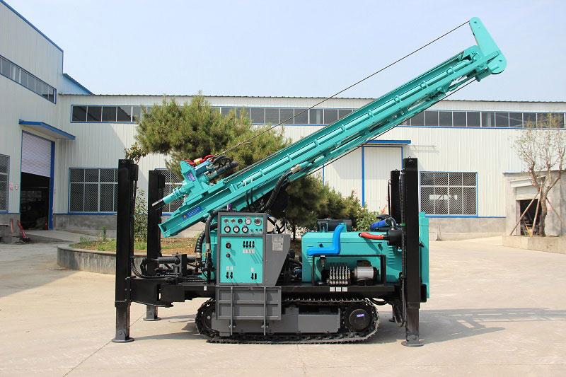 uy280 drill rig 5