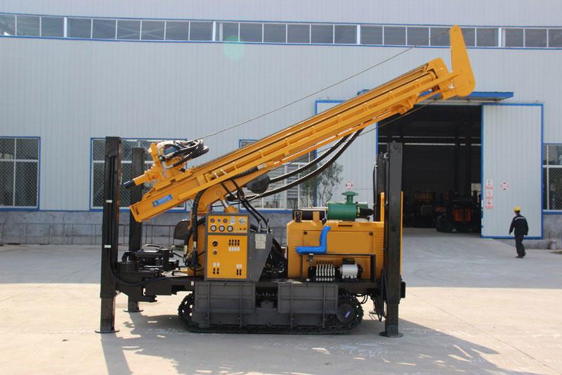 uy300 drill rig 4