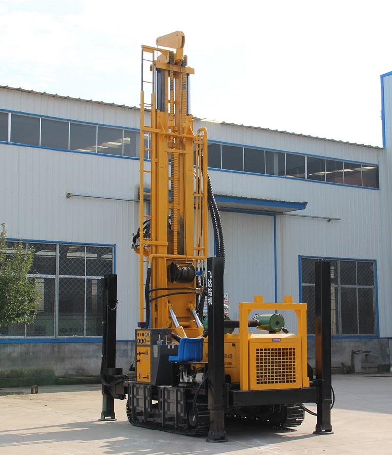 uy350 drill rig3