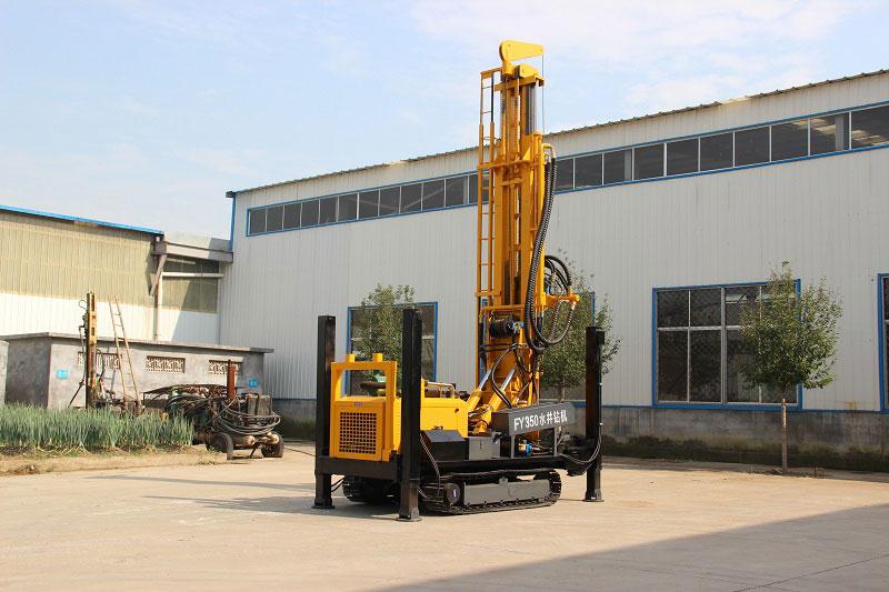 uy350 drill rig 4
