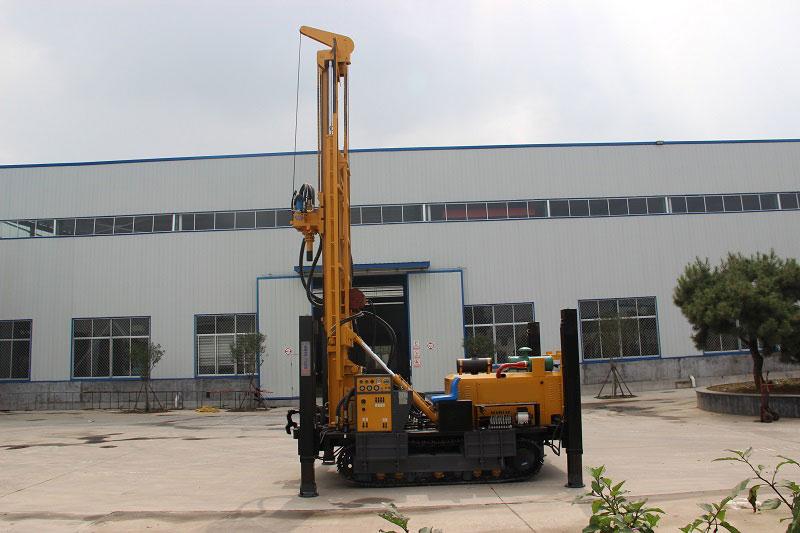 uy600 drill rig5