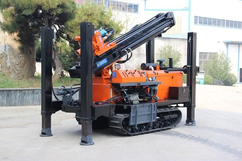 uyx180 drill rig2