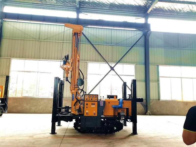 uyx200 drill rig 2